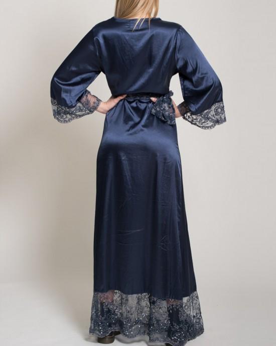 Encaje Blue kimono