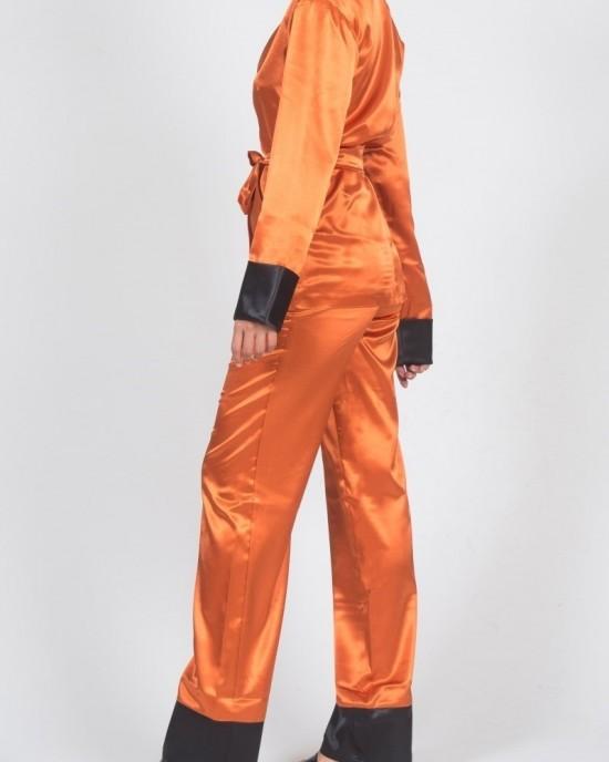 Leo Ginger Orange Pants
