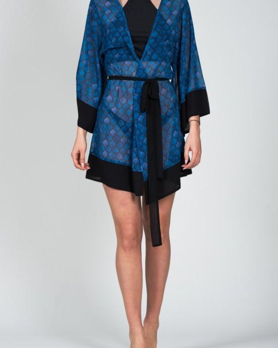 Marrakech Short Kimono