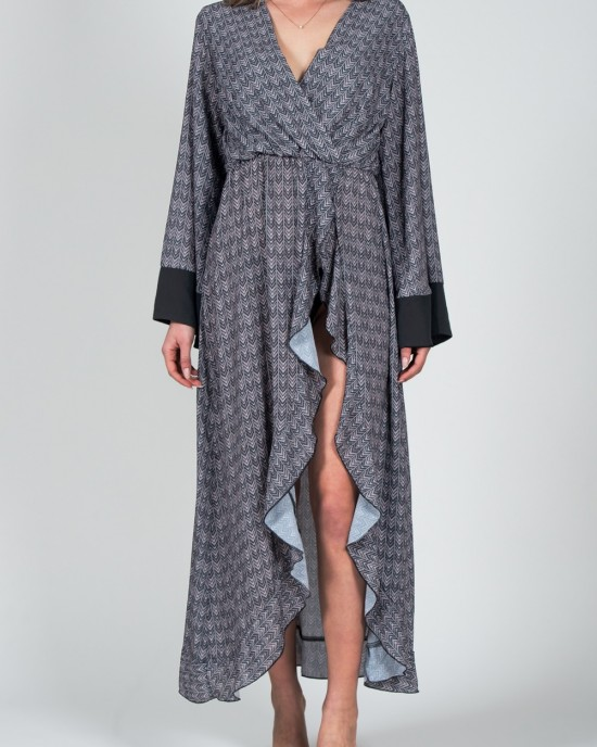 Tangier Wrap Dress