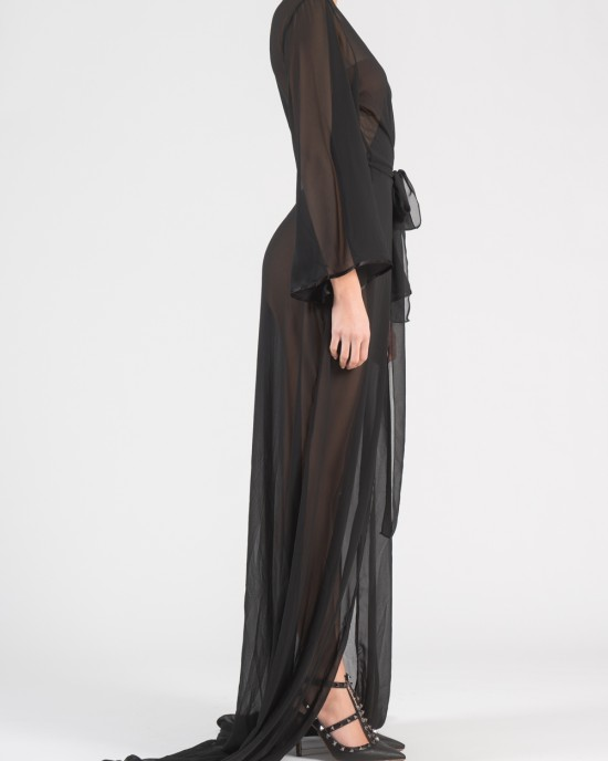 Missa Black kimono