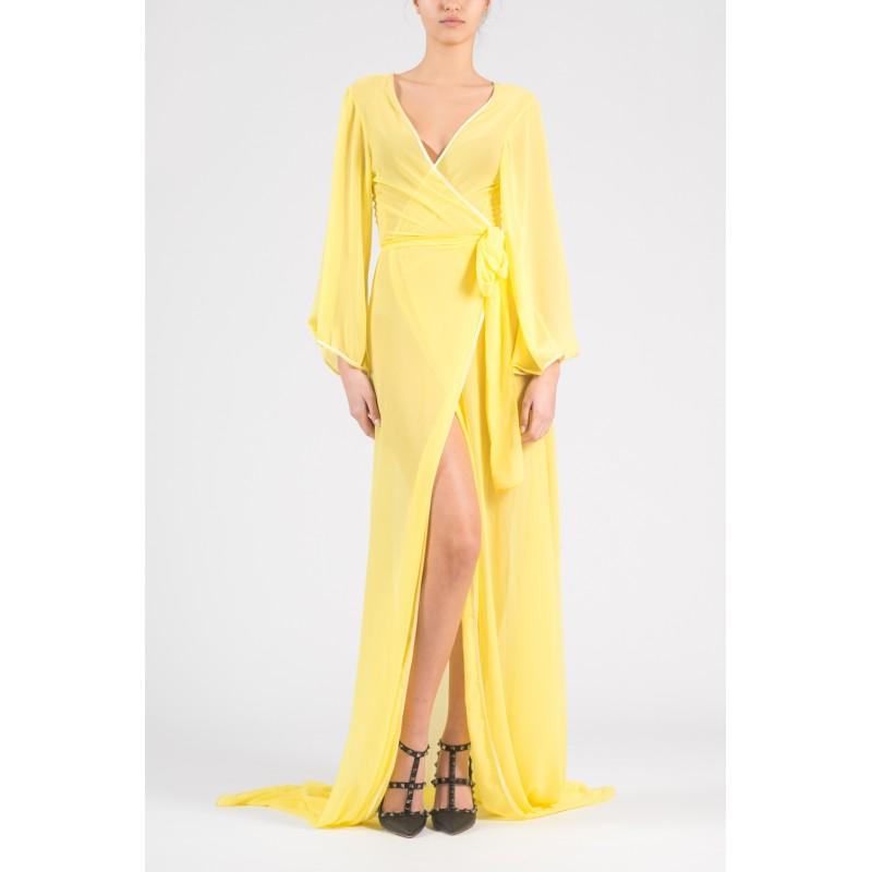 Missa Yellow Kimono