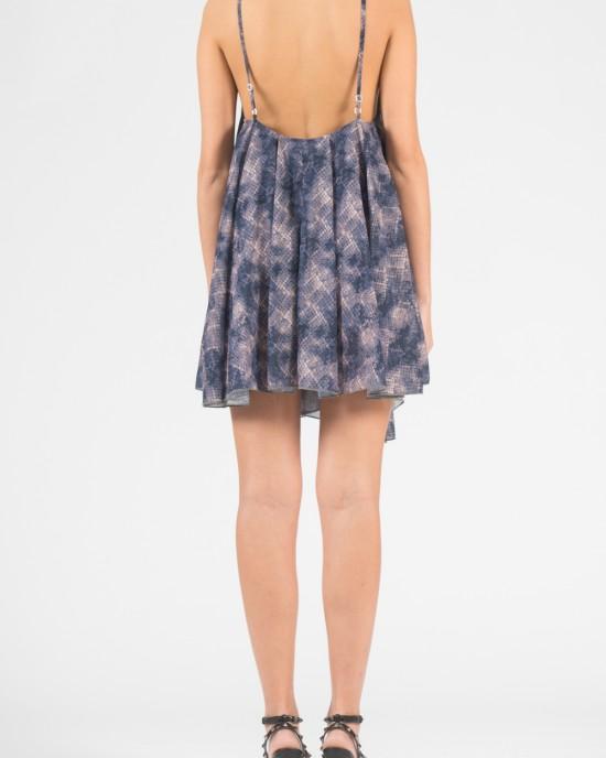 Amethyst Mini Dress