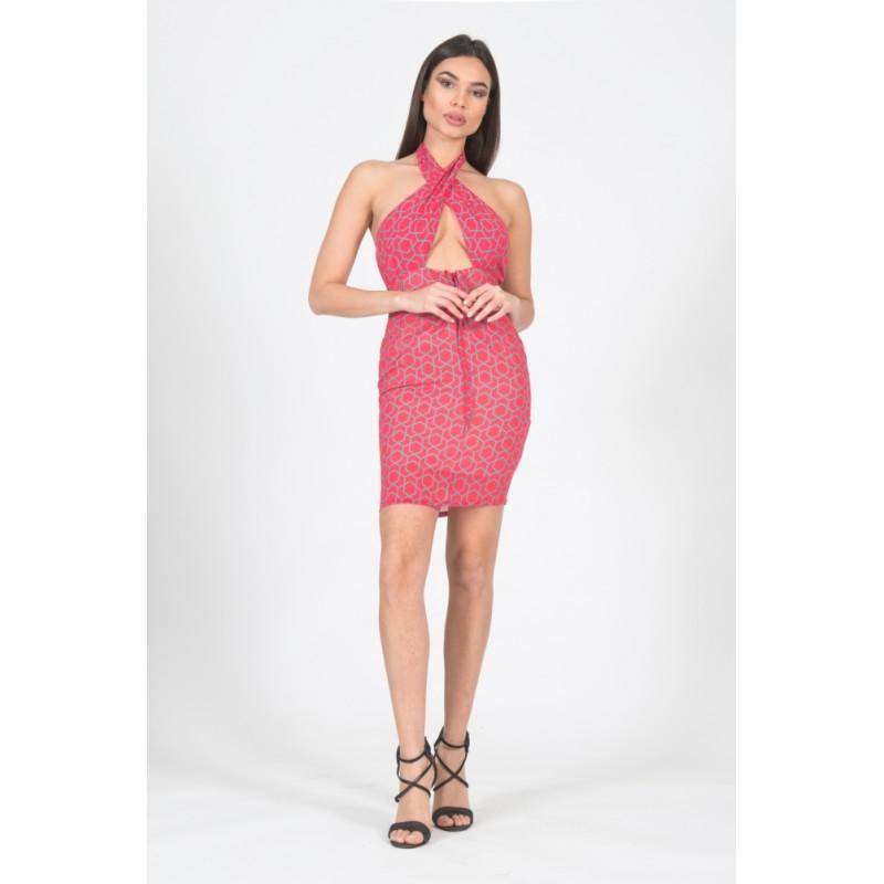 Genesis mini dress