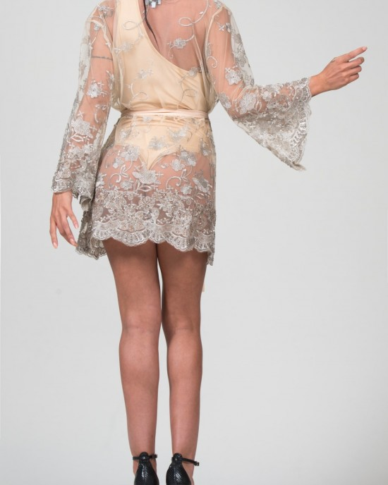 Sofia Short Kimono
