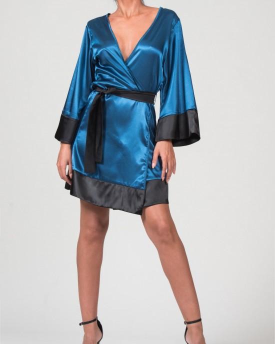 Soho Blue Kimono